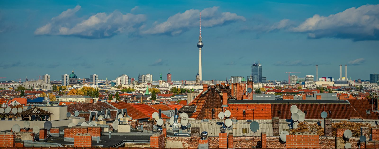 96 Berliner Ortsteile